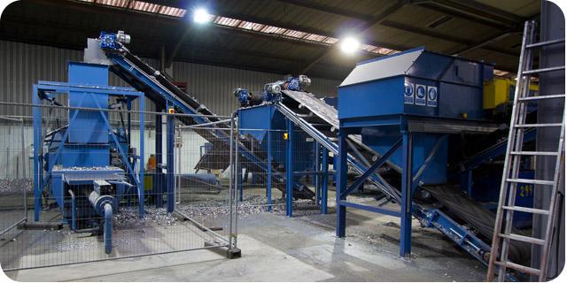 Рециклиране на алуминий